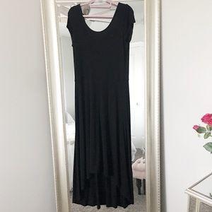 GAP ballet back black dress (beautiful!)